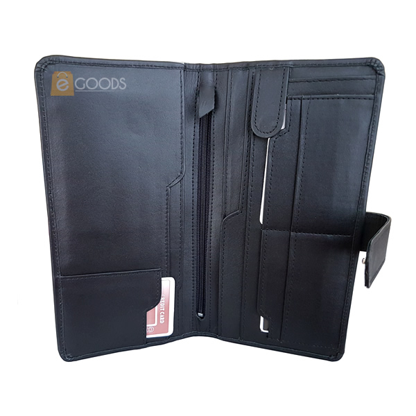 Black Coat Wallet (TC-2000-SB)