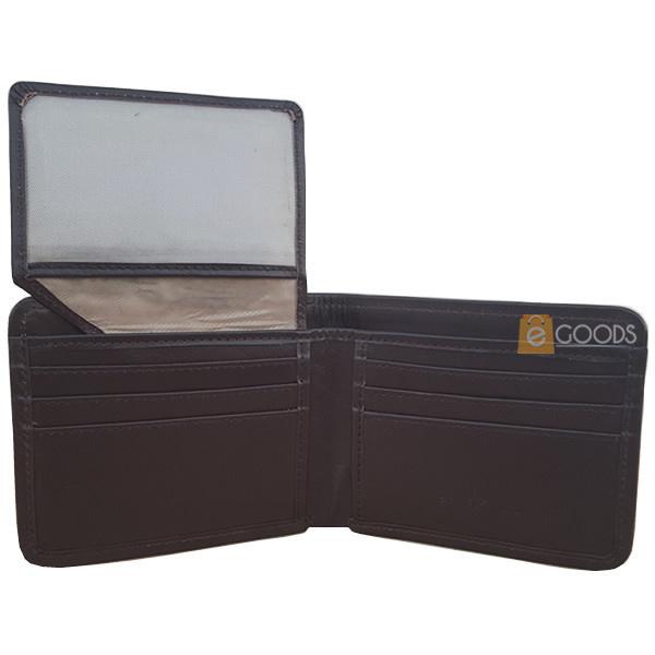 13 Pockets Dark Brown Wallet for Men (MAW-UP-BM)