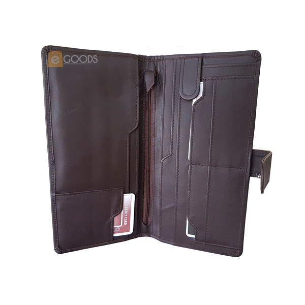Brown Coat Wallet (TC-2000-BM)