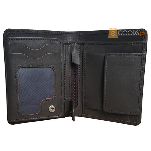 19 Pockets Commando Leather Wallet for Men (MAW-JS4-GB)