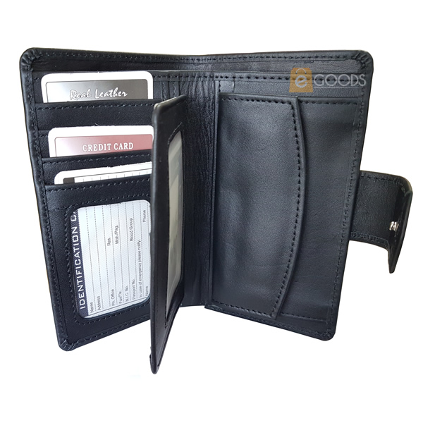 14 Pockets Long Wallet for Men