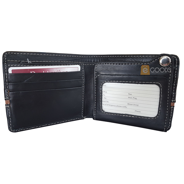 15 Pockets Stylish Leather Wallet for Men