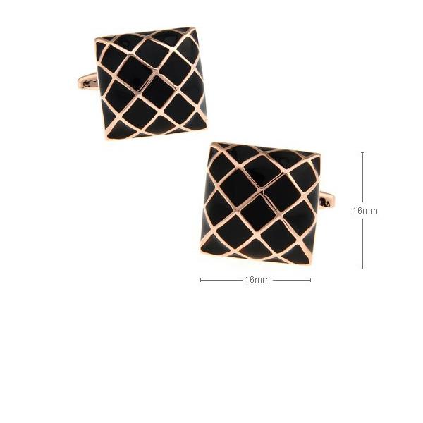 Unisex Vintage Cufflinks