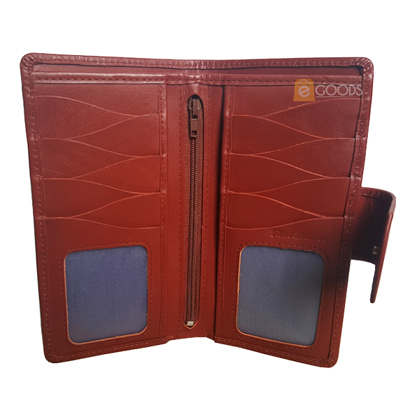 19 Pockets Long Wallet for Men