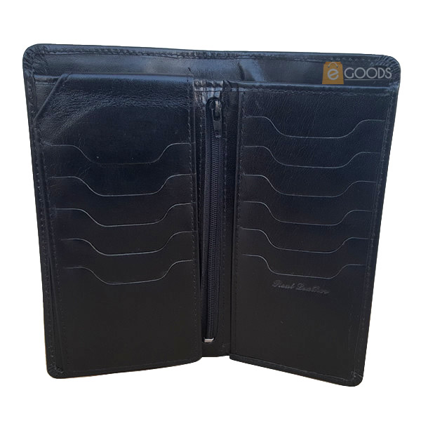 23 Pockets Long Wallet for Men