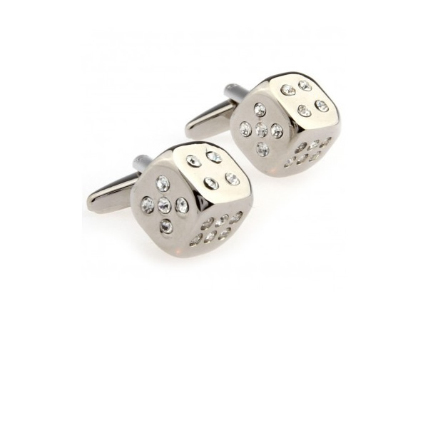 Dice Cufflinks for Men