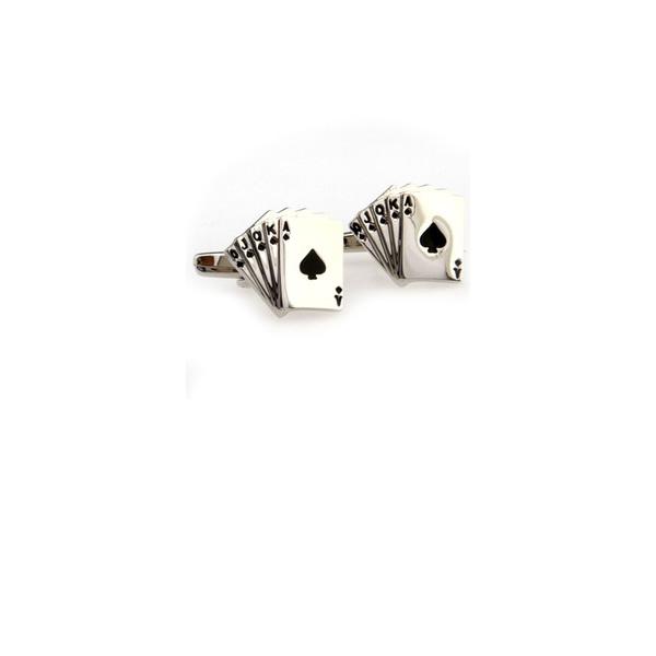 Cards Bundle Cufflinks for Men