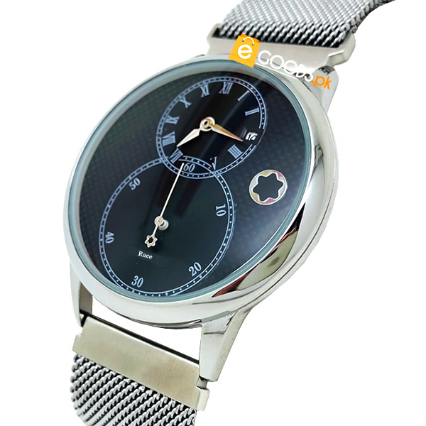 Elegant multi dial magnetic chain watch for Magnetic watches