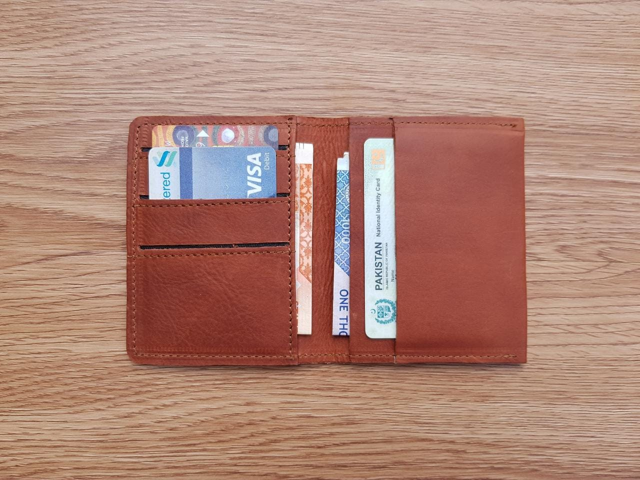 Small Pocket Size Card Holder